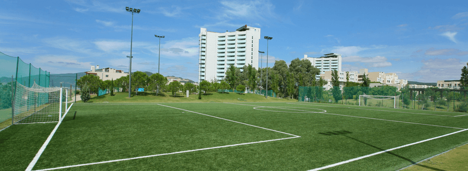 Futebol Campo desportivos Troia