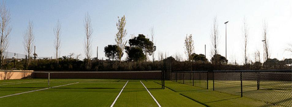 Campo Tenis desportivos Troia