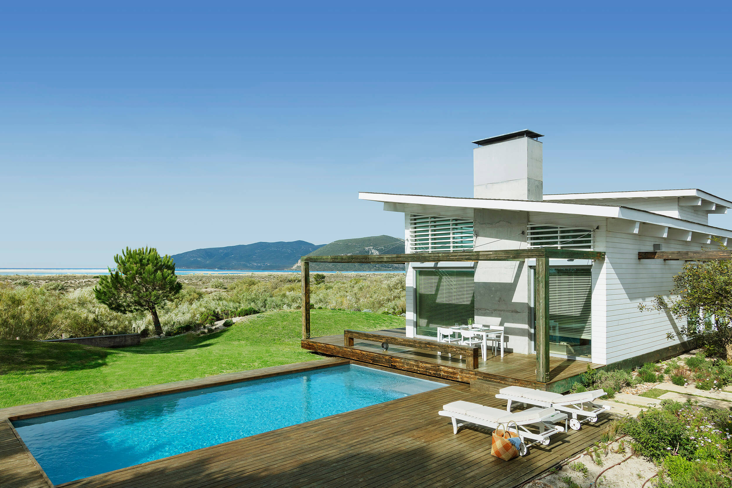 Troia Atlantic Villa