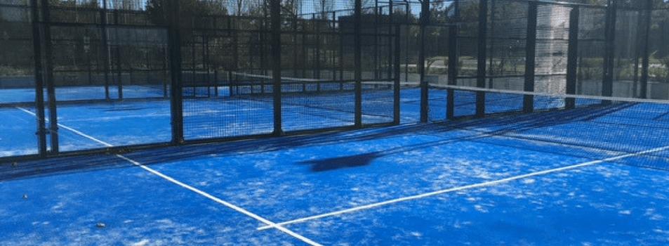 Padel Campo desportivos Troia