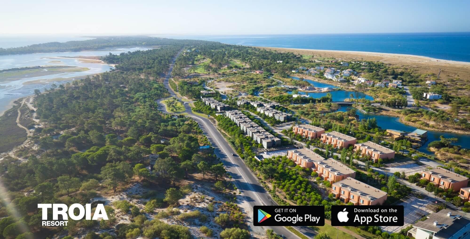 App Troia Resort