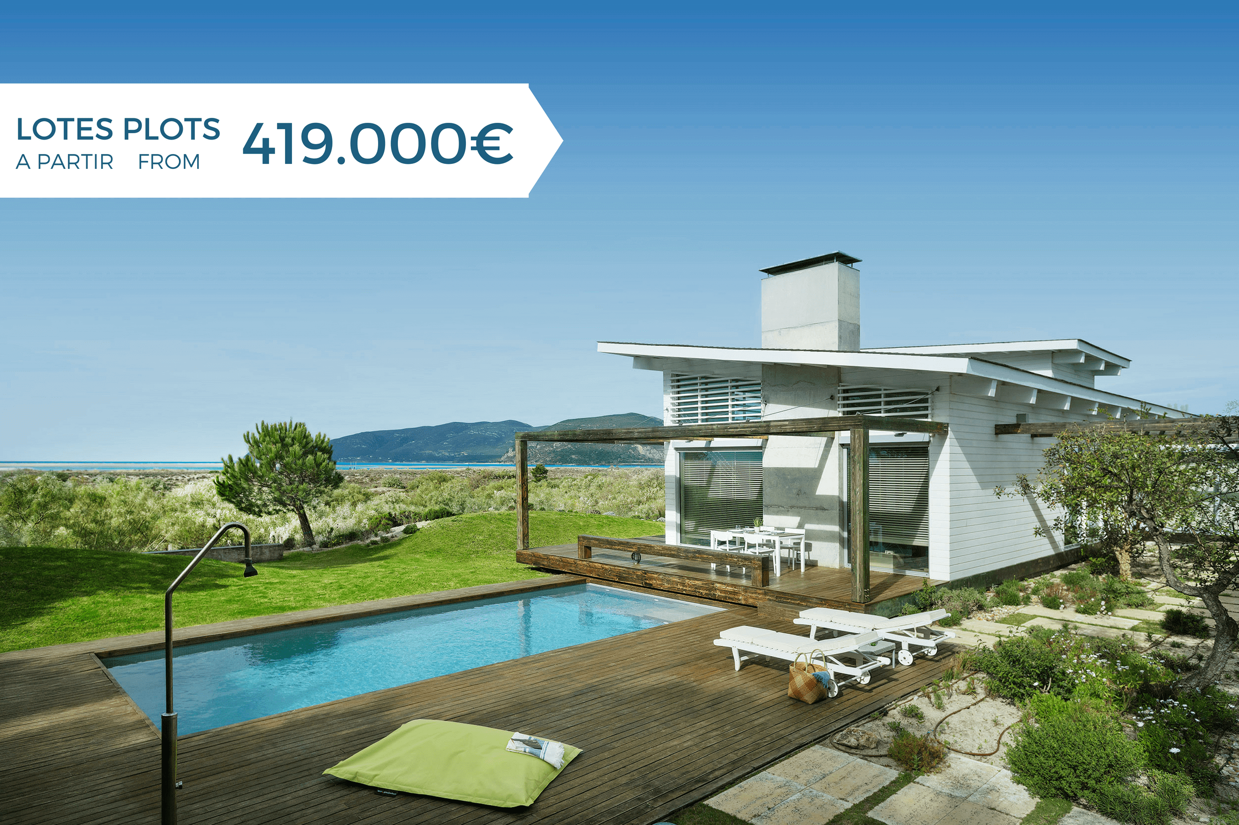 Troia Atlantic Villas