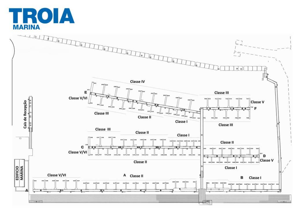 soltroia mapa Troia Marina   Porto Seguro   Troia Resort soltroia mapa