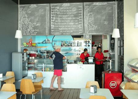 marina coffee