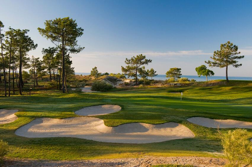 Golfe em Troia