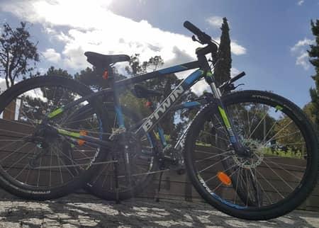 Alugar Bicicletas em Troia
