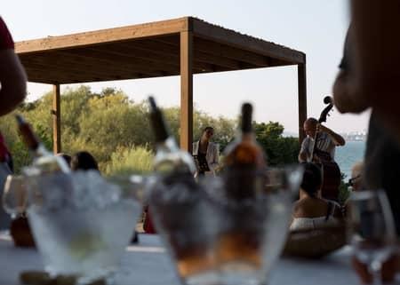 Wine Sunsets em Troia